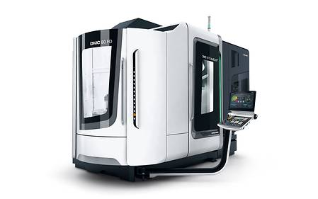 DMG MORI Industry 40 02A DMC 80 FD dB