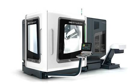 DMU 90P by DMG MORI