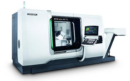 DMG MORI at AMB 2014