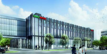 DMG MORI new Russian Headquarters in Moscow